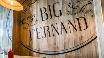 Cannes - BIG FERNAND - CANNES
