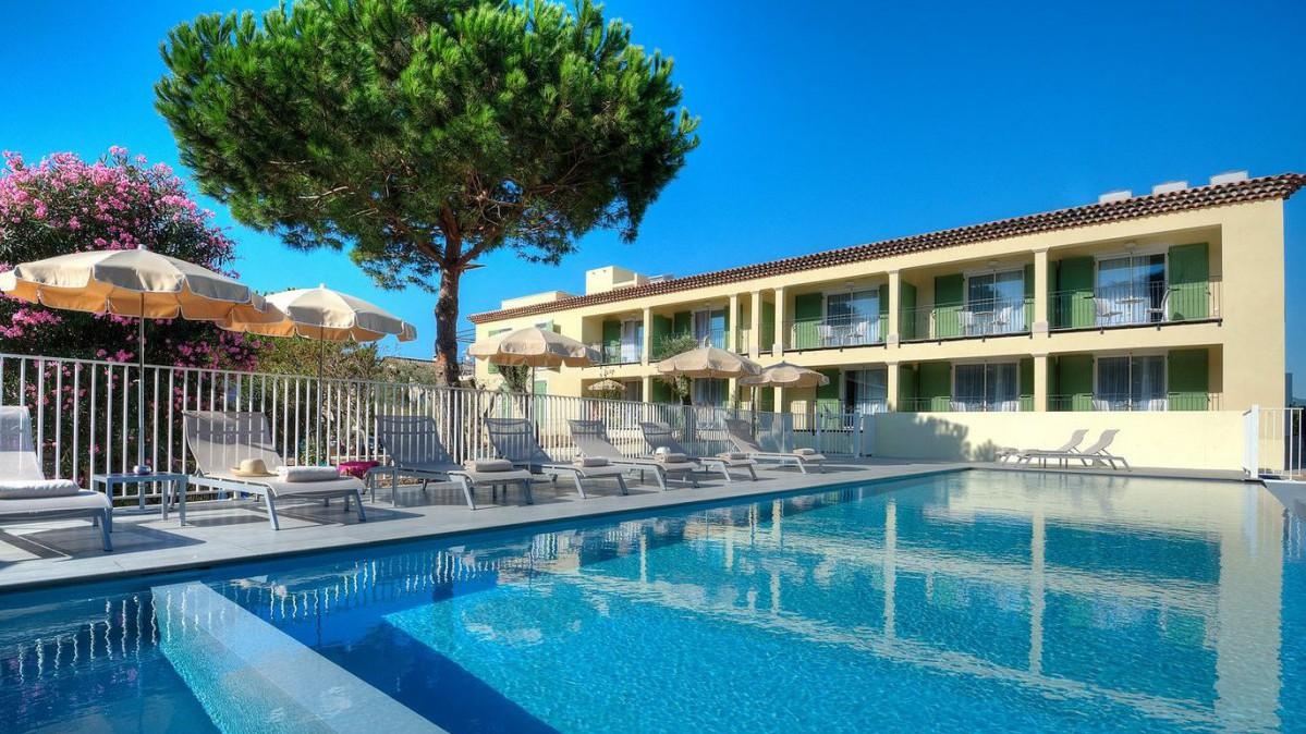 Cannes - La Bastide de l'Oliveraie
