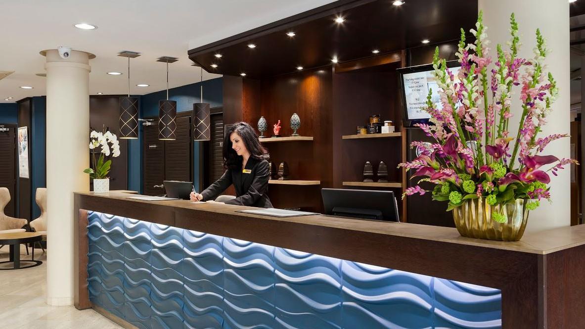 Cannes - Clarion Suites Cannes Croisette