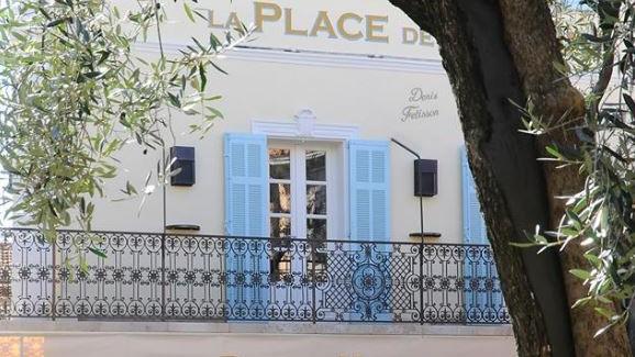Cannes - Restaurant LA PLACE DE MOUGINS