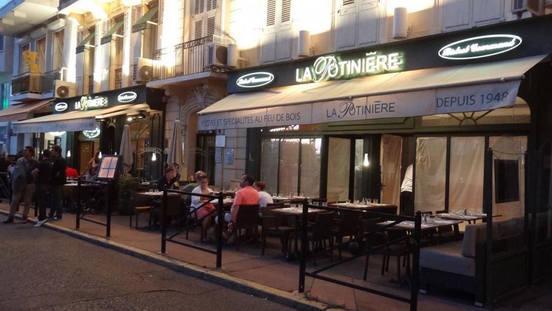 Cannes - La Potinière du Palais