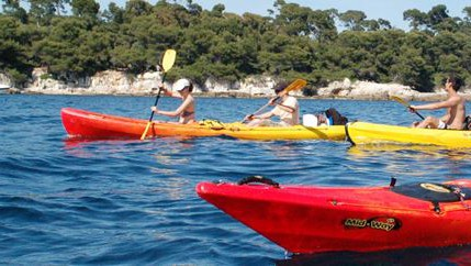 Cannes - Sea First Kayak cannes