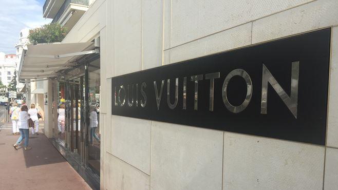 Cannes - Boutique Louis VUITTON CANNES