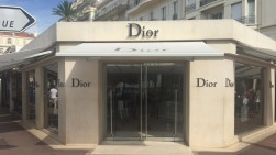 Dior - Cannes