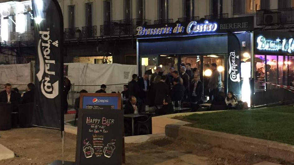 Cannes - BIERERIE & Brasserie du Casino